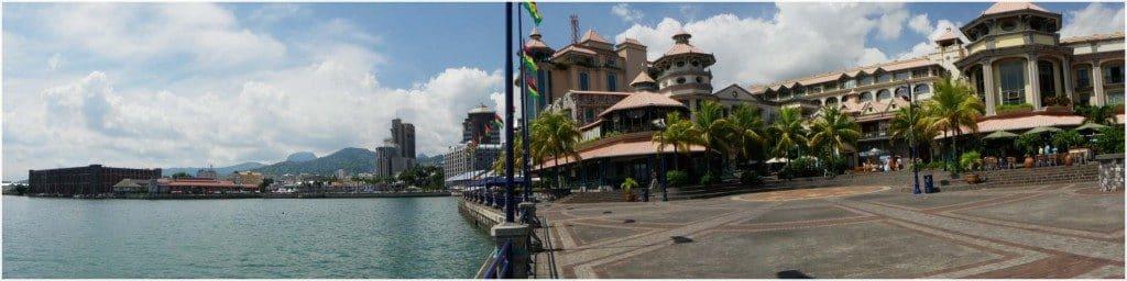 Port-Louis : la capitale de l'ile maurice