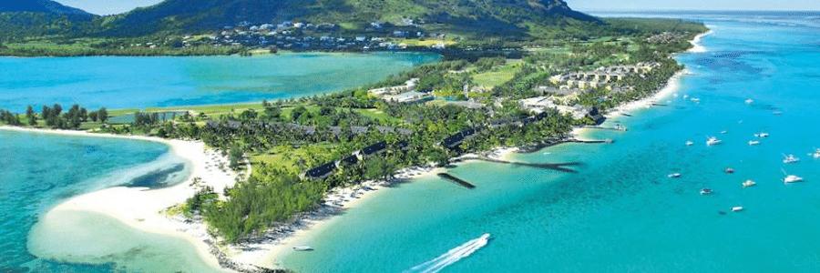 L'île aux Cerfs : l'ile paradisiaque !