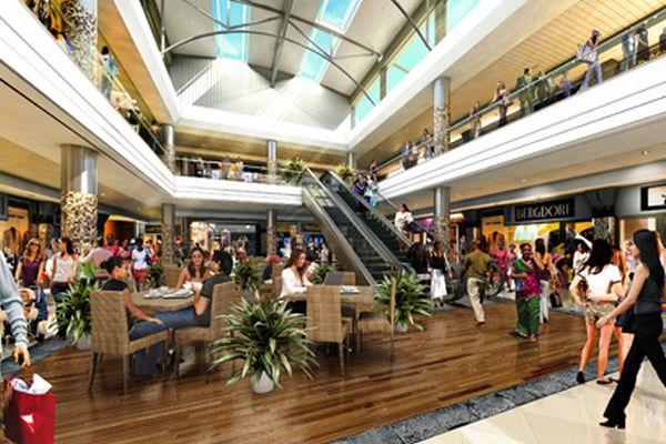 Les centres commerciaux à l'ile Maurice