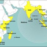 carte des iles de l'ocean indien