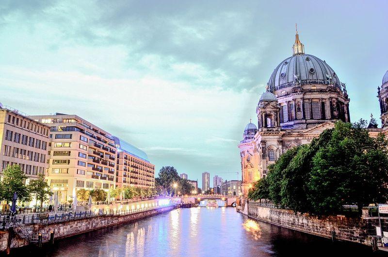 À la découverte des plus beaux monuments de Berlin