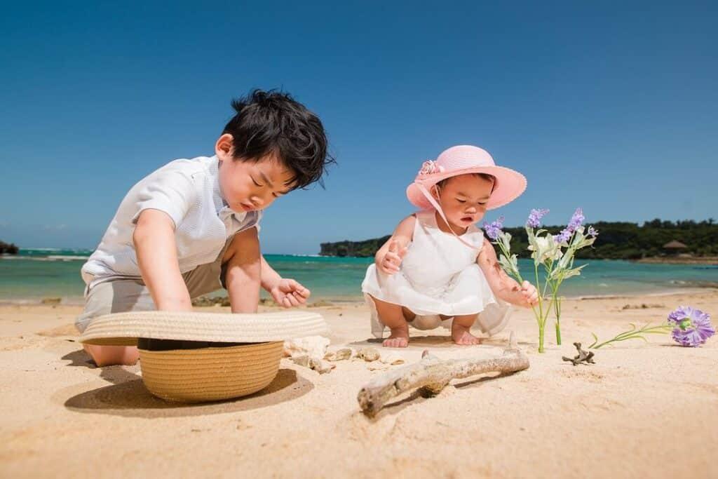 4 conseils pour ne pas perdre vos enfants lors de vos vacances!
